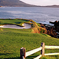 7th Hole At Pebble Beach Golf Links by Panoramic Images