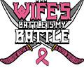 Breast Cancer Awareness Art For Warrior Women Light Dark by Nikita Goel