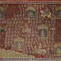 Mata Ki Pachedi by Kalamkari