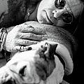 Ozzy Osbourne by Martyn Goodacre
