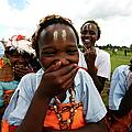 Women Empowerment In An Aids Ridden by Brent Stirton