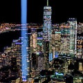 911 Lights by Francisco Gomez
