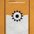 A Clockwork Orange by Inspirowl Design
