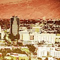 A Downtown Tucson Rendering by Chance Kafka