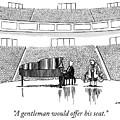 A Gentleman by Joe Dator