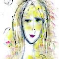 A Girl By The Artist Catalina Lira by Catalina Lira