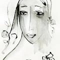A Girl by Catalina Lira