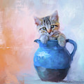 A Pitcher Full Of Purrfection by Jai Johnson