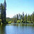 A Quiet Place - Bass Lake by Glenn McCarthy Art and Photography