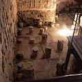 A Room Inside Masada by Mae Wertz