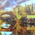 A Stop Along The Wey by Leigh Kemp