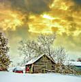 A Winter Eve by Steve Harrington