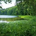 a wonderful lake near Swieta Lipka chaple by Dubi Roman