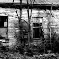 Abandoned In Black And White by Debra Lynch