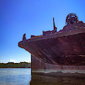 Abandoned Ship by Lora J Wilson
