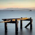 Aberdour Pier by Dave Bowman