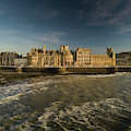 Aberystwyth University Old College Building by Keith Morris