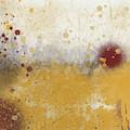 Abstract Golden Glow by Go Van Kampen