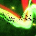 Abstract Holiday by Kris Haney Sirk Designs Ltd