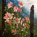 Abstract Magnolia Branch                     36 by Cheryl Nancy Ann Gordon