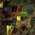 Abstract Patchwork by Brant Hippard