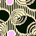 Abstract Pattern 1-colour 15 by Katerina Stamatelos
