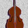 Acoustic Bass Note Swing   by Cecely Bloom