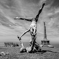 Acroyoga In Aberystwyth by Keith Morris