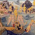 Adventures Of Ulysses, Detail by Peter Barritt