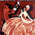 Advertising Poster For Champagne Edouard Besserat, Late 19th Century by French School