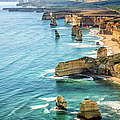 Aerial View Twelve Apostles, Port by Drrave