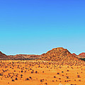 African Desert Panorama by Pixabay