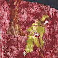 After Billy Childish Painting Otd 7 by Artist Dot