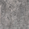 After Billy Childish Pencil Drawing 1 by Edgeworth DotBlog