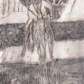 After Billy Childish Pencil Drawing 24 by Edgeworth DotBlog