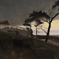After Sunset by Laurits Andersen Ring