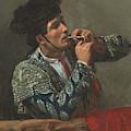 After The Bullfight by Mary Cassatt