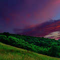 After The Storm Afterglow by Thomas R Fletcher