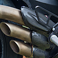 Agusta Racer Pipes by Bill Ryan