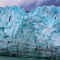 Alaskan Blue Glacier Ice by Anthony Jones