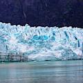 Alaskan Glacier by Anthony Jones