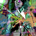 Albert King -  King Of The Blues. by David Lloyd Glover