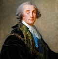 Alexandre Charles Emmanuel De Crussol Florensac        by Elisabeth Louise VigEe Le Brun