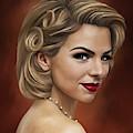 Ali Liebert - Portrait by Jordan Blackstone