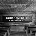 Alice Cooper Schools Out by David Lee Thompson