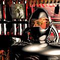 Alien Interrogation by Bob Orsillo