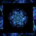 Alien Pinwheel by Angie Tirado