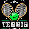 All I Care About Is Tennis Player I Love Tennis by TeeQueen2603