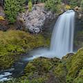 All Of Sahalie Falls by Matthew Irvin