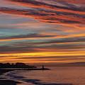 All Saints Day Sunrise by Bruce Frye